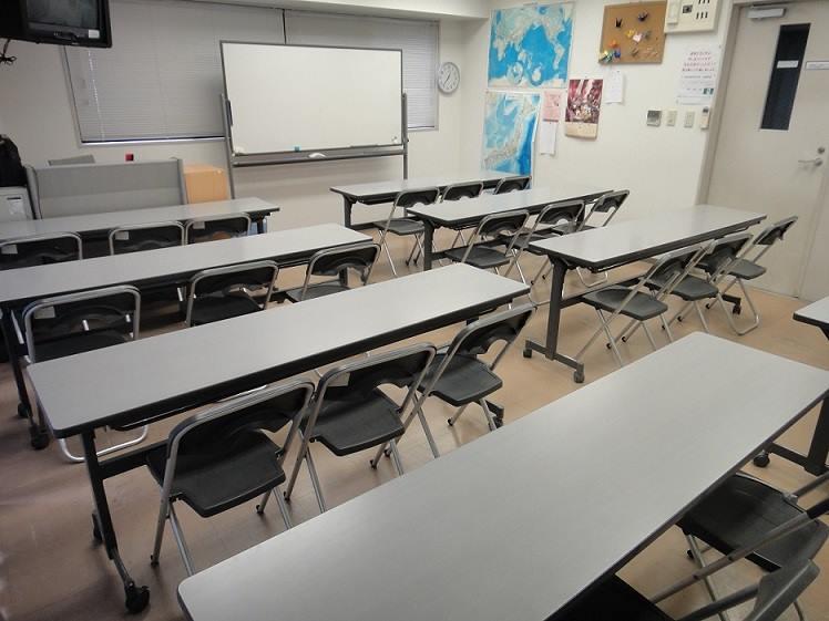 教室內部一覽