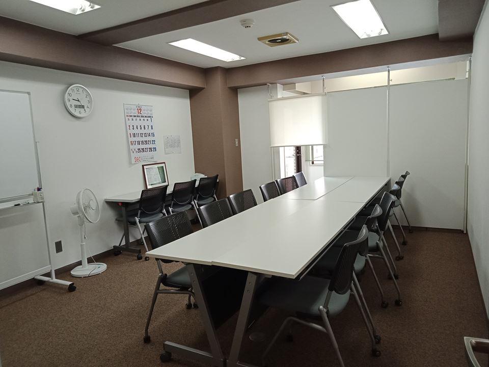 學校會議室