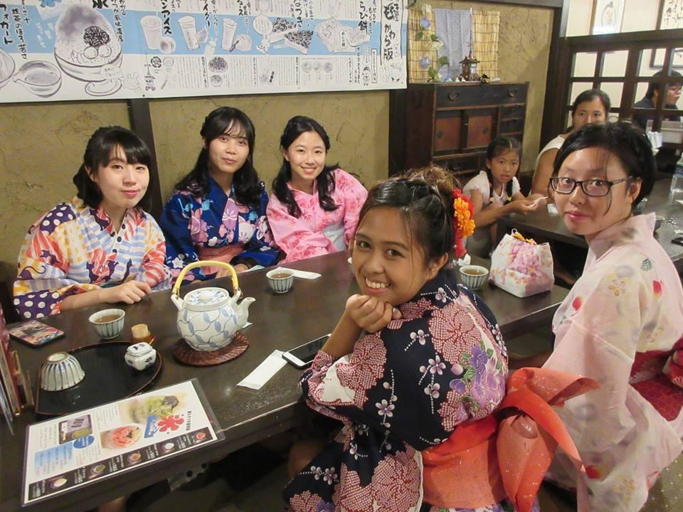 京都戶外教學