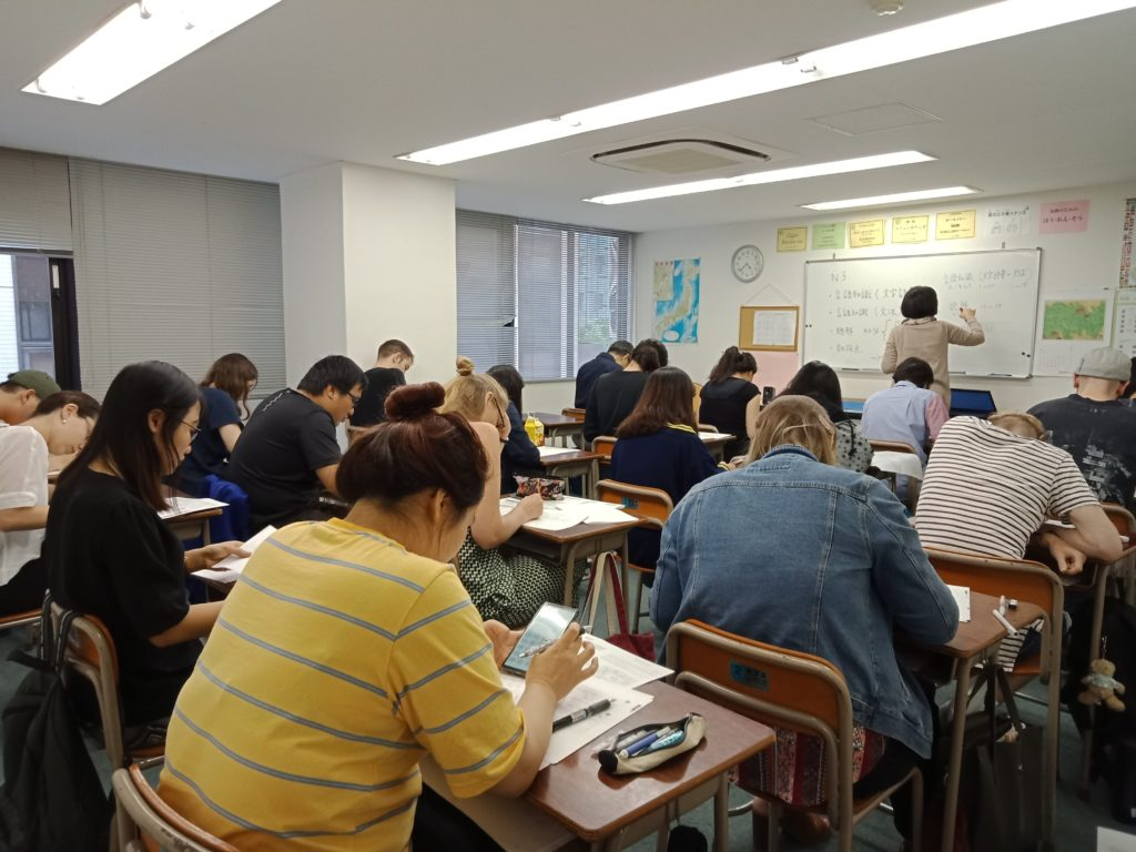 神戶Communica學院上課實況