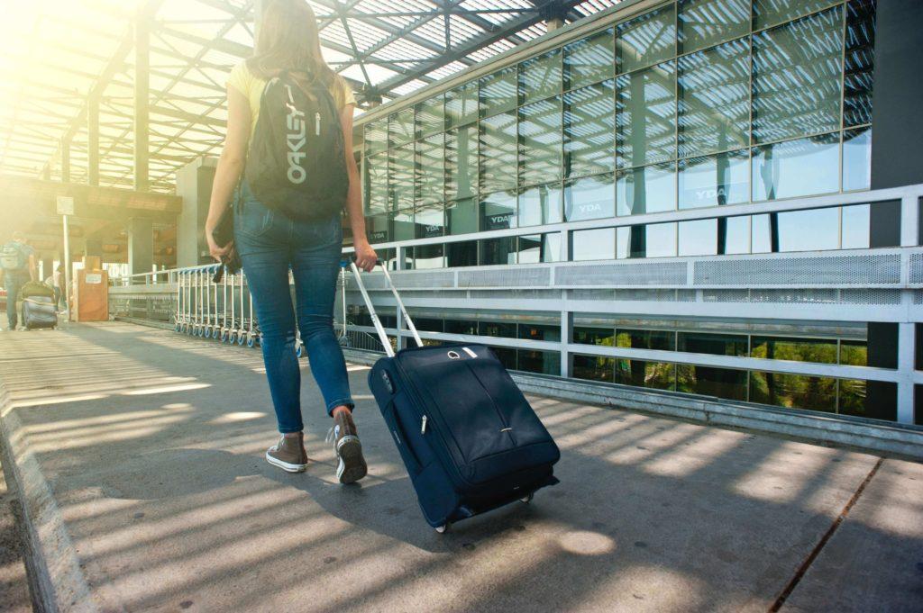 日本留學的隨身行李