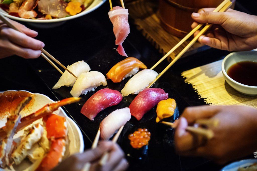 日本遊學好處:吃美食