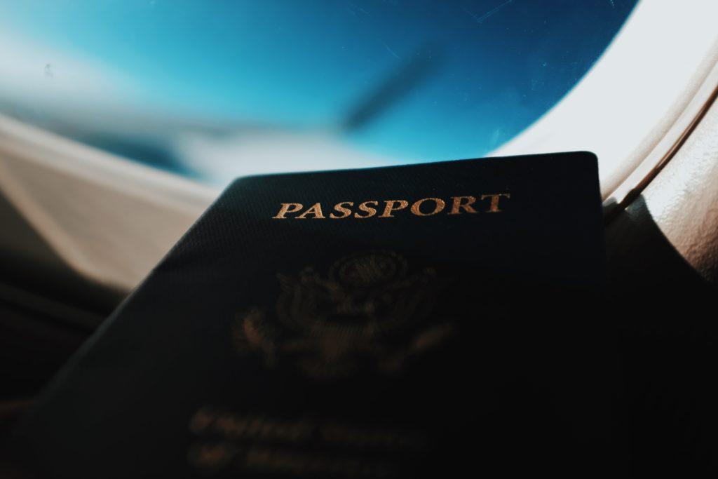 日本留學簽證:護照