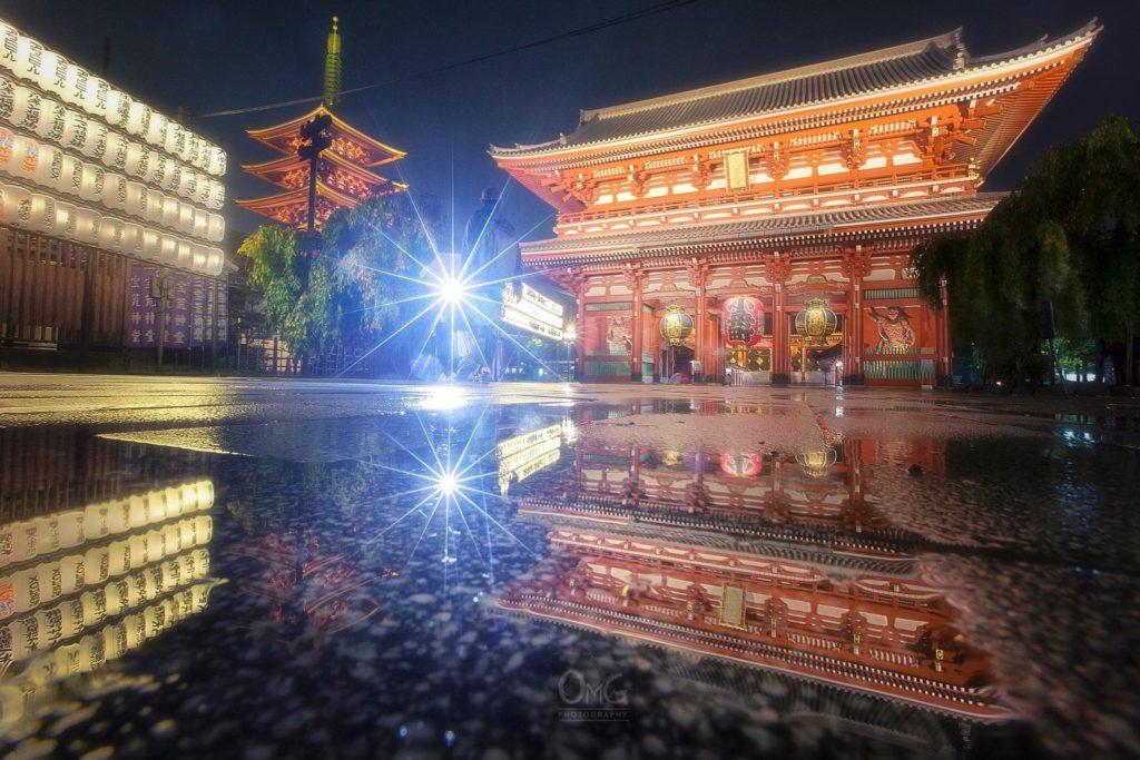 日本實習出遊